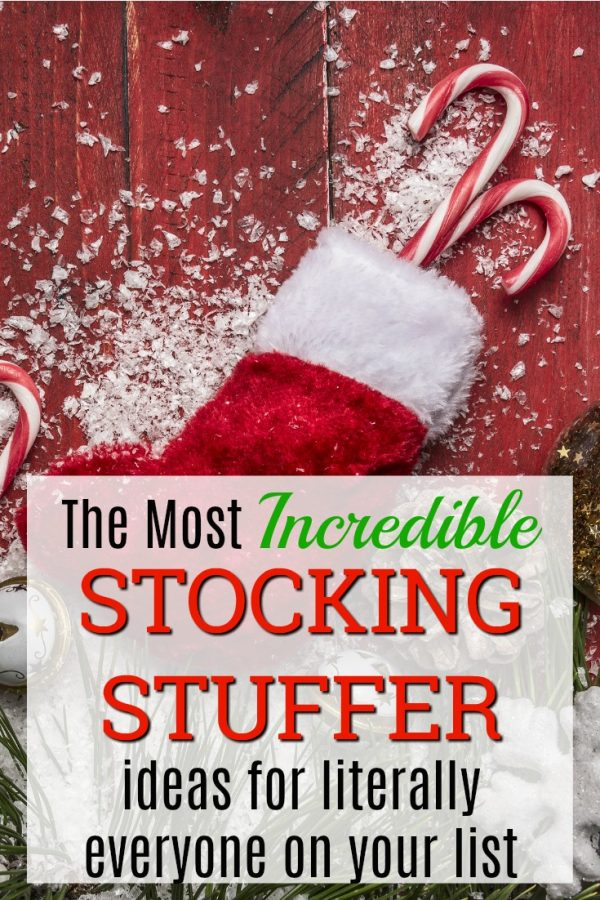 The Most Incredible Stocking Stuffer Ideas for Literally Everyone on Your List