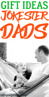 20 Gift Ideas for Jokster Dads