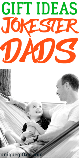 Gift Ideas for Jokers Dads | Funny Gifts for Dads | Humorous Birthday Gifts for Dads | Gag Christmas Presents for Fathers | April Fools Ideas for Parents | Prank Gifts | A White Elephant Present Dad will Love | The Best Gifts for Dad | Gag Gifts | Dad Jokes | Father's Day