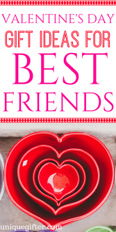 20 Valentine's Day Gift Ideas for Friends