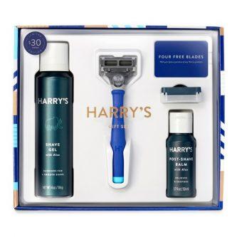 harry's grooming kit