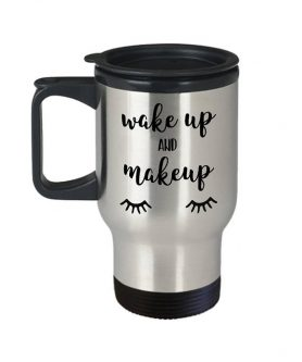 They need their coffee so this gifts for a cosmetologist is perfect.