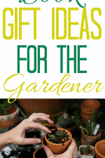 20 Book Gifts for the Gardener in your Life