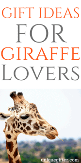 Gift Ideas for Giraffe Lovers | Birthday presents for people who like giraffes | Creative Christmas presents | Giraffe decor | Birthday gifts for men and women | Animal Lover presents | Anniversary gifts with giraffes | Giraffe prints | Giraffe cookie cutter | Giraffe accessories