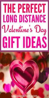 20 Long Distance Relationship Valentine's Gifts