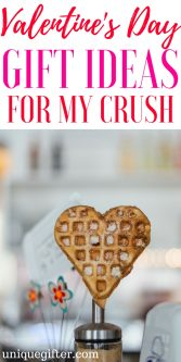 20 Valentine's Day Gift Ideas for My Crush