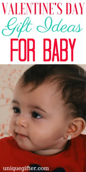 Valentine's Day gift ideas for a baby | Valentine's day for an infant | Valentine's day gifts for a newborn | creative valentine's for a brand new baby