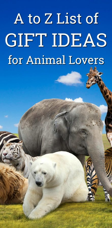 A to Z Gift Ideas for Animal Lovers of Every Stripe and Tail