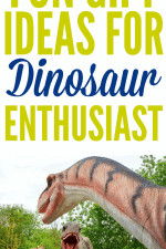 20 Fun Gift Ideas for Dinosaur Enthusiasts