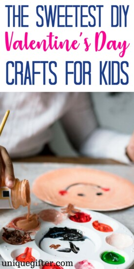 sweetest diy valentine's day crafts for kids