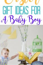 20 Easter Gift Ideas for Baby Boy