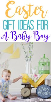 Appropriate Easter Gifts Ideas for baby boys | Fun things to get a baby boy for Easter | Easter Egg Hunt items for a baby boy | What to put in an Easter basket for a baby boy | fun Easter presents for a baby boy |Easter Gifts Ideas for a baby boy | #Easter #GiftIdeas #babyboy