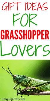 20 Gift Ideas for Grasshopper Lovers