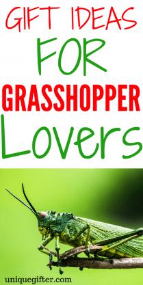 20 Gift Ideas Grasshopper Lovers