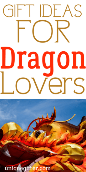 Gift Ideas for Dragon Lovers | Birthday presents for people who like dragons | Creative Christmas presents | Dragon decor | Birthday gifts for men and women | Animal Lover presents | Anniversary gifts with dragons | Dragon prints | Dragon cookie cutter | Dragon accessories