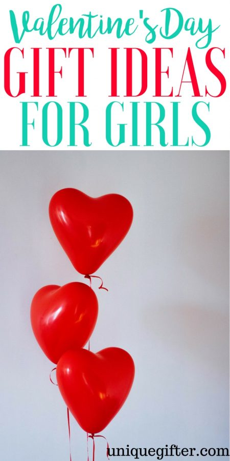 Valentine's Day Gift Ideas for Girls