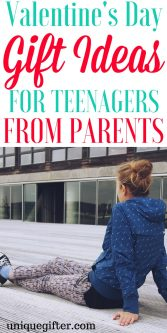 Valentine's Day Gift Ideas for Teenagers From Parents