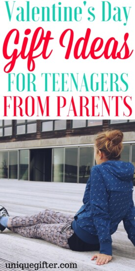 Valentine's Day Gift Ideas for Teenagers from Parents | V-Day gifts for teens | What to buy a teen boy | what to buy a teen girl | creative and cute but affordable valentine's day gift ideas for a pre-teen