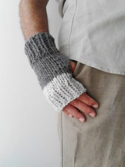 Gloves are a thoughtful unofficial relationship gift idea for him