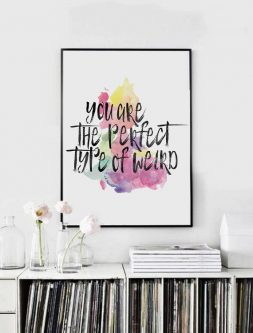 Valentine's day gift ideas for my crush include this beautiful print.