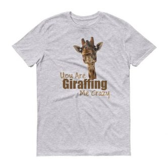 This gift ideas for giraffe lovers is a witty one!