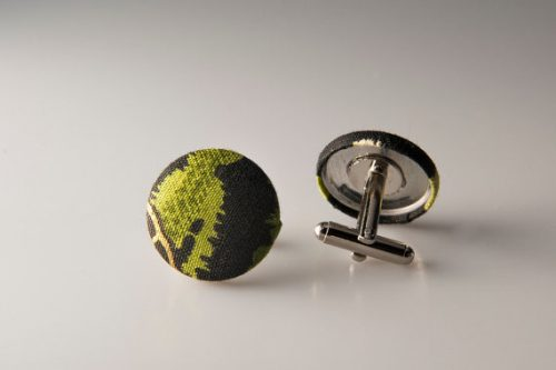 Cuff links are perfect for Gift ideas for a lawyer.