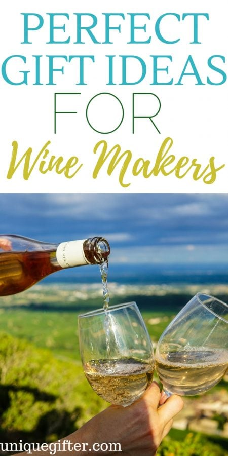 Gift Ideas for Winemakers