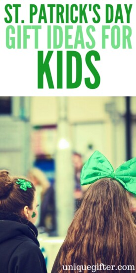 Fun St. Patrick's Day Gifts for Kids | Luck o' the Irish Gifts | Unique Irish gift ideas | Kiss me I'm Irish | Pot of gold | Gifts for a teenage girl | Presents for a male teenager | Female gifts | St. Patrick's Day fashion | Green Accessories | Chocolate gifts | Little Girl Gifts | Little Boy Gifts | Leprechaun fun | primary school | elementary school
