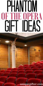 20 Phantom of the Opera Gift Ideas