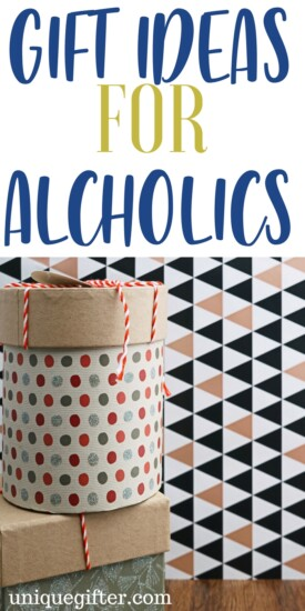 Gift Ideas for Alcoholics | What to buy your friend who loves to drink | Birthday presents for my BFF | Gifts for 20-somethings | Millennial booze love | Spring Break Fun | Christmas presents for mixologists