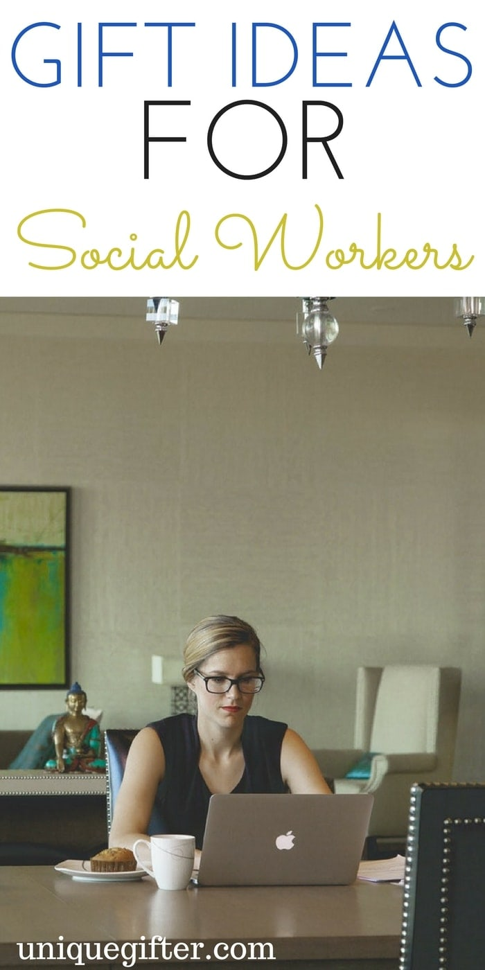 Gift Ideas for Social Workers | Ways to thank my social worker | What to get a social worker for Christmas | How to support people in the foster system | Social Case Worker Presents