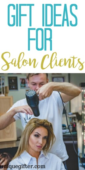 Gift Ideas for Salon Clients | Customer Appreciation Gifts from Stylists | Christmas presents for Hair Studio Clientele | What to buy our customers at a hair salon | Treats for my hairstyling client