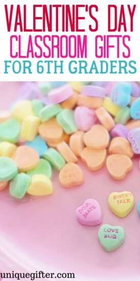 Valentine's Day Classroom Gifts for 6th Grade Students from a teacher | Gifts a teacher can buy for the whole class | What to buy my students for Valentine's Day | Cute and Cheap gifts for Sixth Graders | Valentines presents | Affordable Valentine Ideas | Valentine's Day Cards & Chocolates in School | School gift ideas | Room Parent presents for Valentine's Day | Gifts for a teacher to buy their pupils | Elementary school | Grade Six