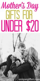 20 Mother's Day Gift Ideas Under $20