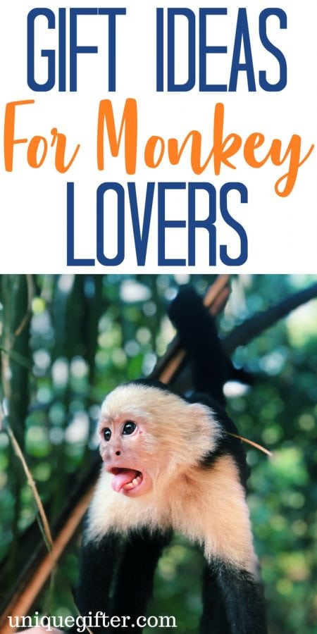Gift Ideas for Monkey Lovers