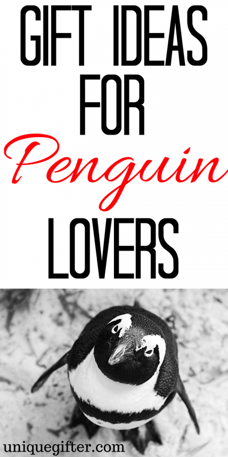 Gift Ideas for Penguin Lovers