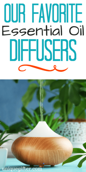 Our Favorite Essential Oil Diffusers | The best essential oil diffusers | Portable diffuser | Road trip diffusers | Good diffuser for my office | diffusers for home | how to choose a diffuser | diffuser for my children's room