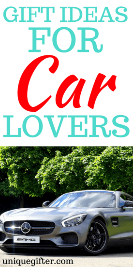 Gift Ideas for Car Lovers | What to buy my husband who loves cars for Christmas | Fun Birthday present ideas for a classic car collector | Car loving gifts | Gifts for people who love to drive | Antique car memorabilia