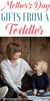 20 Mother's Day Gifts From Toddlers