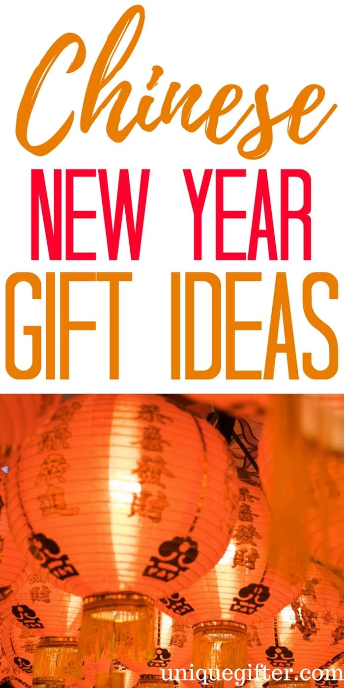 Chinese New Year Gift Ideas | Red Envelope Inspiration | Lunar New Years Gifts | Asian New Year Celebration Gifts | Fun New Year's Gift Inspiration