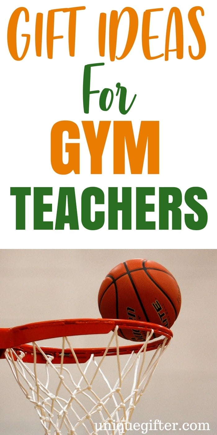 Christmas Presents For Teachers.20 Gift Ideas For Gym Teachers Unique Gifter