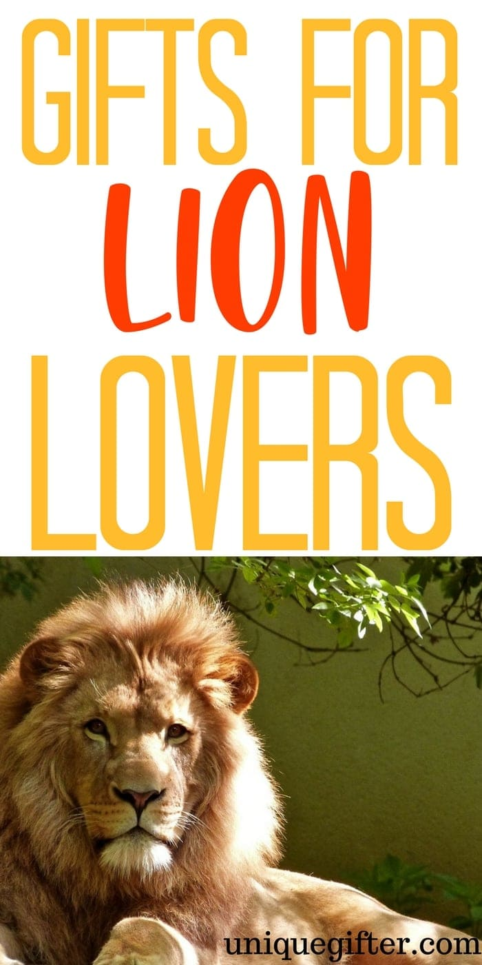 Gift Ideas for Lion Lovers | Gift Ideas for Lion Collectors | Lion Lovers Gifts | Presents for Lion Collectors | The Best Lion Lovers Gifts | Cool Lion Gifts | Lion Gifts for Birthdays | Lion Gifts for Christmas | Lion Jewelry | Lion Artwork | Lion Clothing | Things to Buy a Lion Lover | Gift Ideas | Gifts | Presents | Birthday | Christmas #lion #animallover #gifts