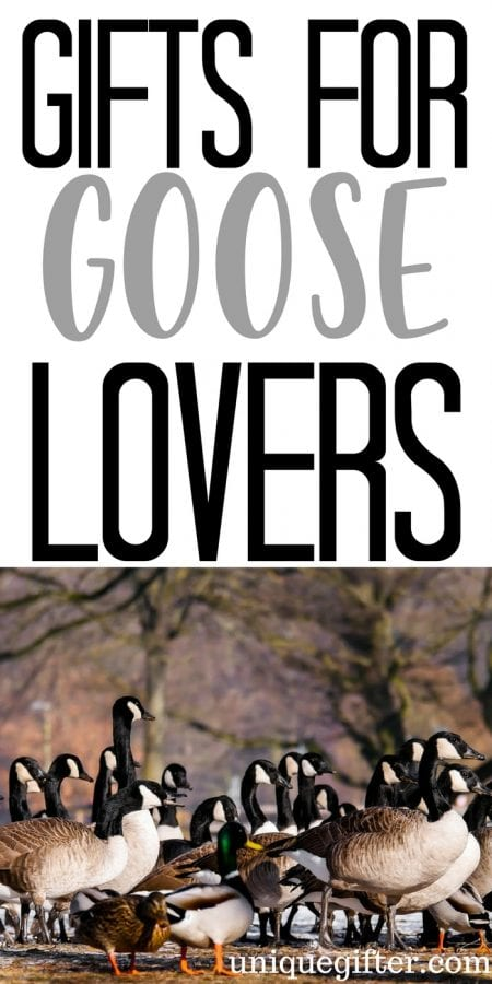 20 Gift Ideas for Goose Lovers