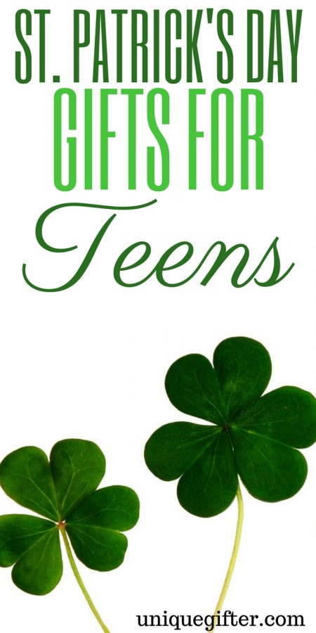 20 St. Patrick's Day Gifts for Teens