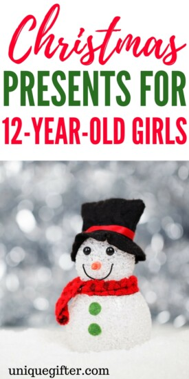 Christmas Gifts for 12-year-old girls | Teenager gift ideas | What to buy my teenage daughter for #Christmas | Birthday presents for a 12 year old | Unique gifts for a teen girl | What to buy my BFF for her bday | Inspired gifts for a teen | young women gifts | Twelve year old pre-teen and tween gift inspiration
