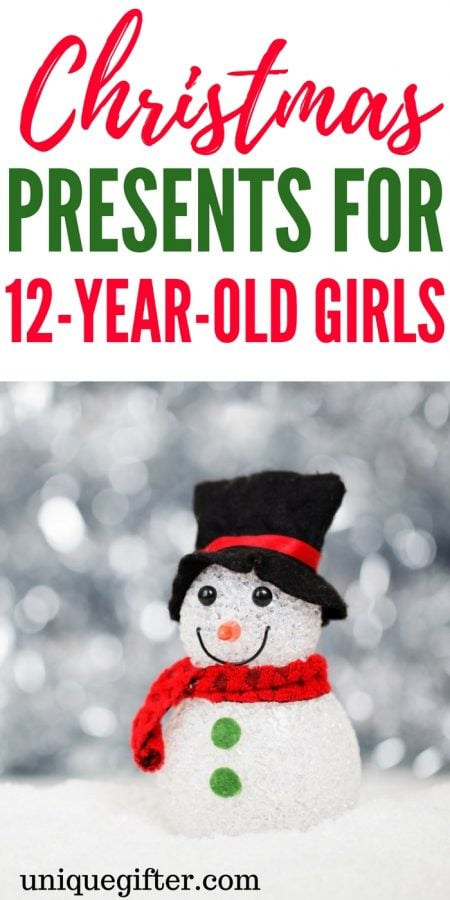 Year 12 For Boys Toys: Christmas Presents For 12 Year Old Girls