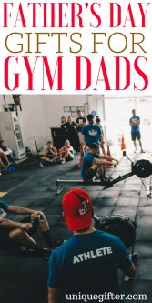 Father's Day Gifts for Gym Dads