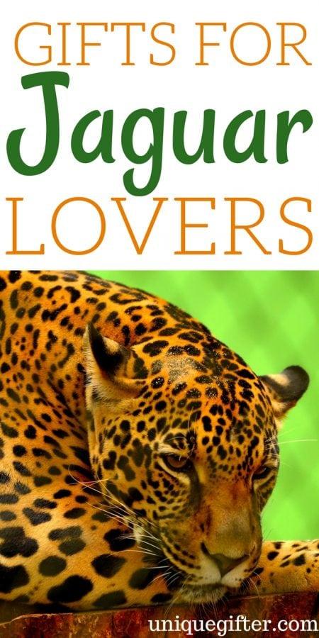 20 Gift Ideas for Jaguar Lovers