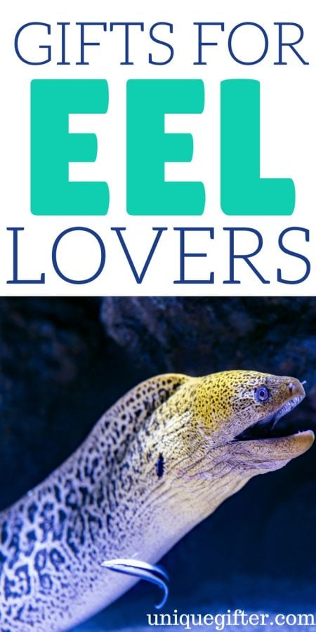 20 Gifts for Eel Lovers