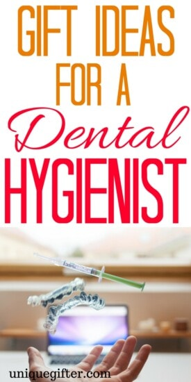Gift Ideas for a Dental Hygienist   Christmas presents for Dental Assistants   What to buy a Dental hygienist as a thank you gift   Birthday presents for hygienists   Creative office gifts for a dental hygiene assistant
